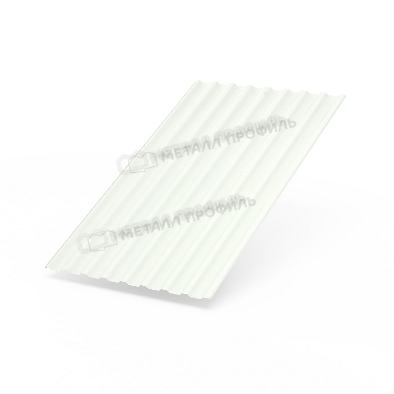 Профилированный лист МП-20х1100 RETAIL (ПЭ-01-9003-СТ) по доступным ценам — 240.00 —. Спешите купить в «Металл Профиль»