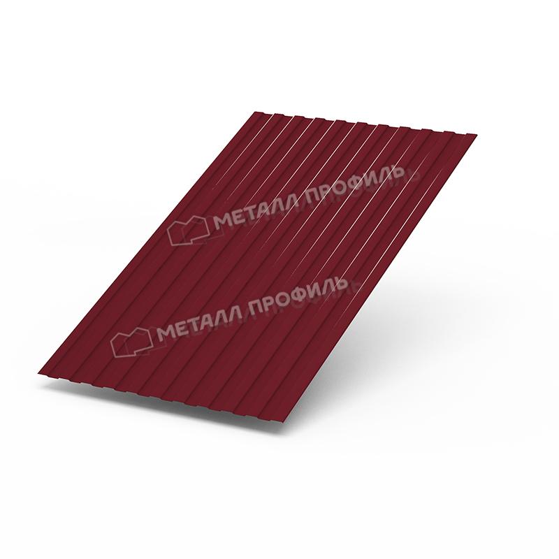 Профилированный лист С-8х1150 (ПЭ-01-2004-0.5) — заказать в Москве. Умеренная цена (390.00), широкий ассортимент в интернет-магазине компании «Металл Профиль»